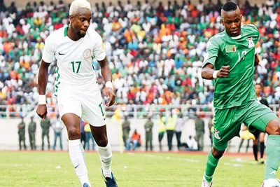 Super Eagles To Arrive In Uyo Today