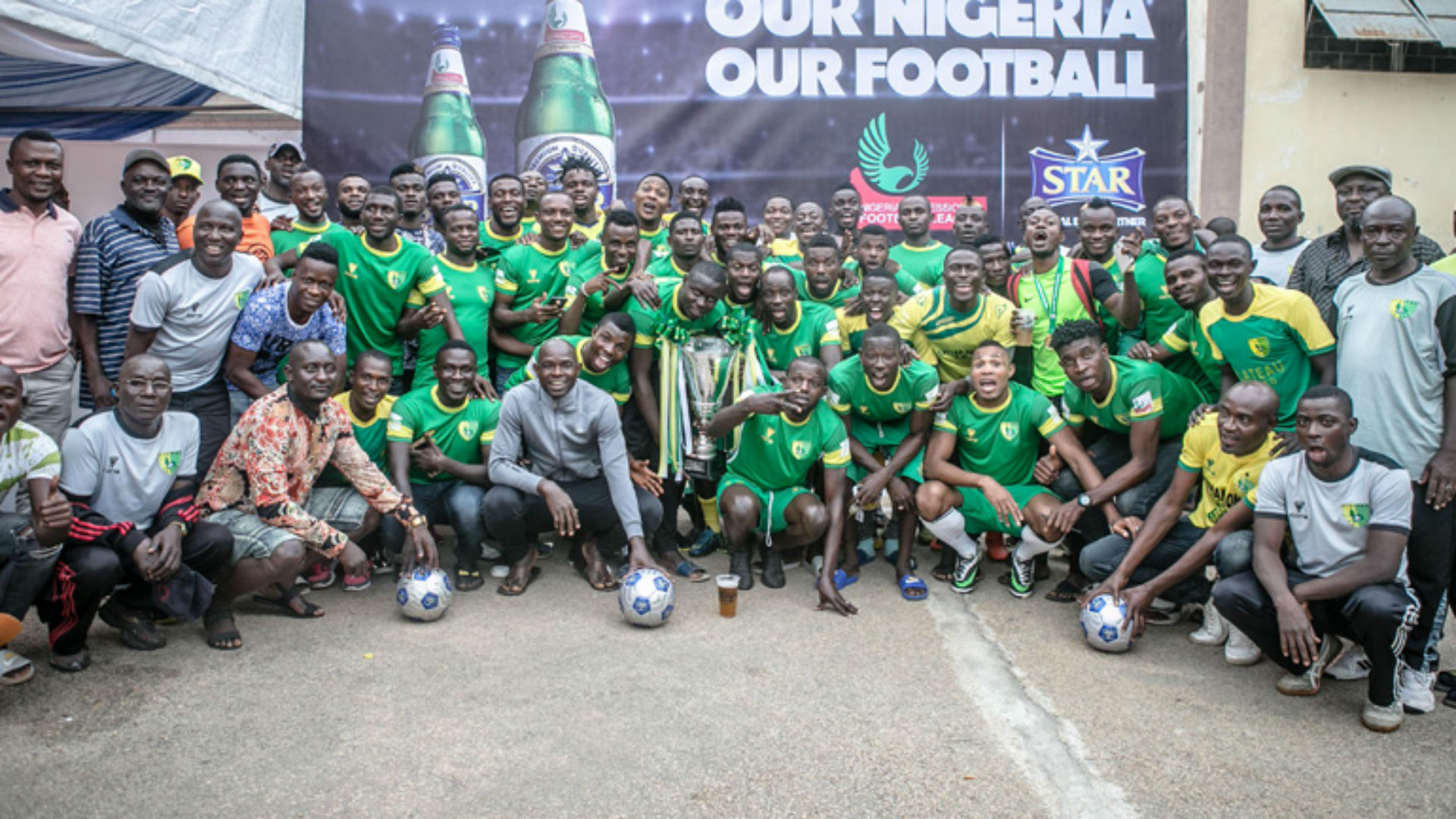 NPFL/ STAR Partnership And A Thrilling Season Finale For Plateau United