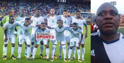 Zambian coach calls for cool heads against Nigeria
