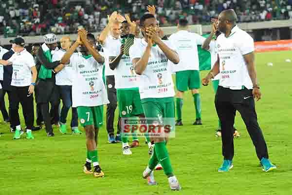 Nigeria 1-0 Zambia: 10 Winners Emerge In Complete Sports Predict & Win Competition