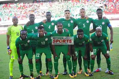 Nigeria Rise In FIFA Rankings; Algeria Drop As Zambia, Cameroon Move Up