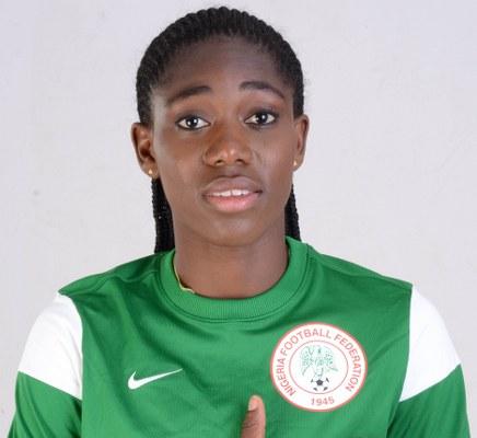 Oshoala Pledges To Award Scholarship To MVP Lagos School Girls Football Clinic