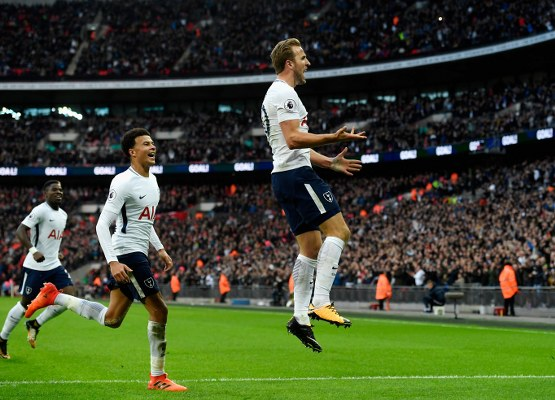 Kane On Song As Vibrant Tottenham Outclass Liverpool