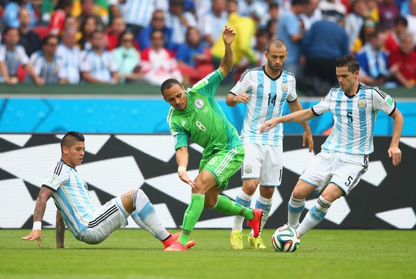 Image result for Argentina confirm friendly with Super Eagles