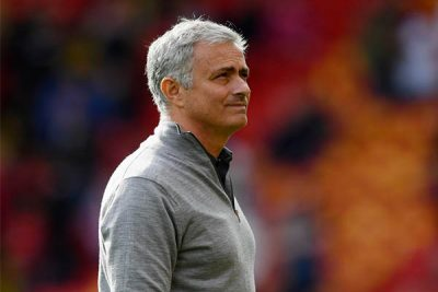 Jose Mourinho names Man United's most improved player this season