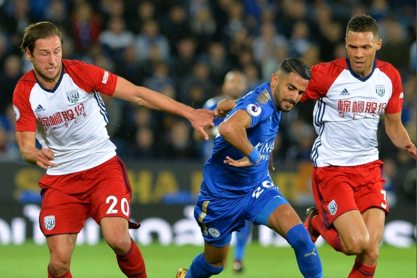 Iheanacho Starts, Ndidi Shines As Mahrez Rescues Leicester Vs West Brom