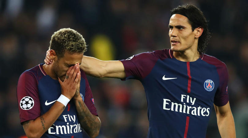 We do not need to be friends — Cavani on Neymar