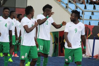 CHAN 2018 draw: Nigeria faces Libya, Rwanda, Equatorial Guinea [Full Draw]