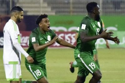 Super Eagles win Argentina 4-2 in glamour game