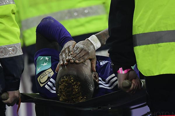 Image result for Yusuf backs injured Onyekuru to recover before W/Cup