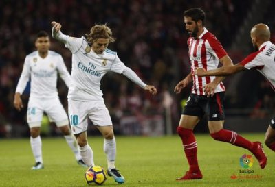 Real Madrid Labour To Goalless Draw Vs Athletic Bilbao