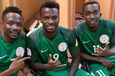 Nigeria to meet Argentina for 5th time at group stage
