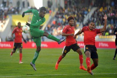 Nigeria, Sudan Gun For CHAN Final Ticket