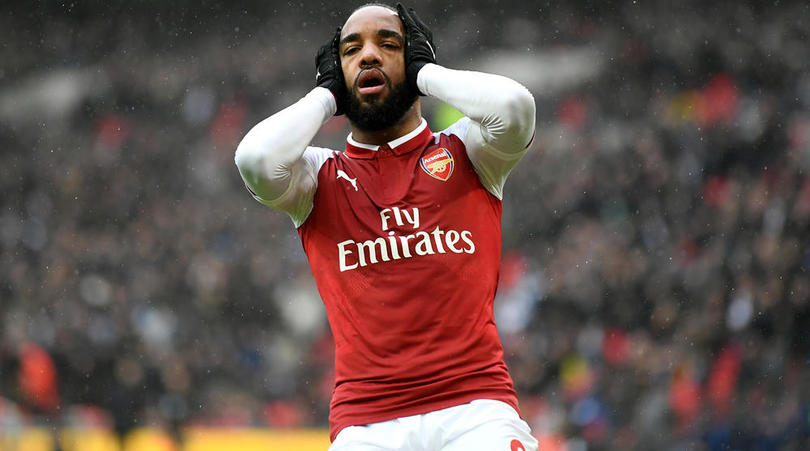 Lacazette Undergoes Knee Procedure, Out For Six Weeks