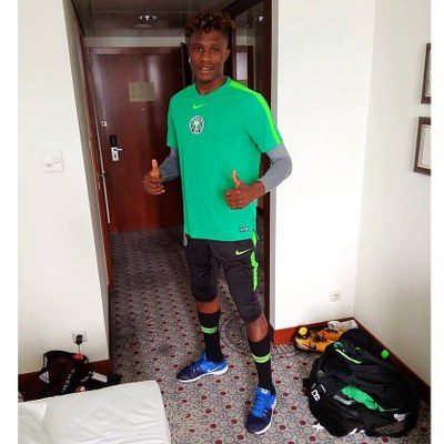 Super Eagles camp agog for Poland, Serbia friendlies