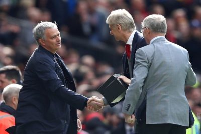 Pain for Arsene Wenger as Manchester United grabs late winner against Arsenal
