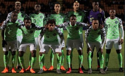 Nigeria name uncapped strikers for World Cup
