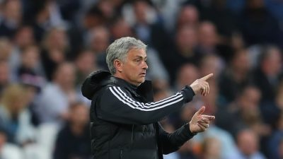 Mourinho positive Ferguson will make full recovery