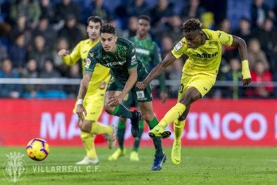 Chukwueze Shines In Villarreal's Win; Osimhen Hits Goal No.6 in Belgium; Onazi,Collins, Henty Starts