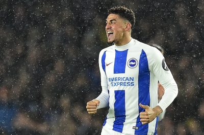 Brighton Coach Hughton Explains Balogun's Prolonged Bench Role