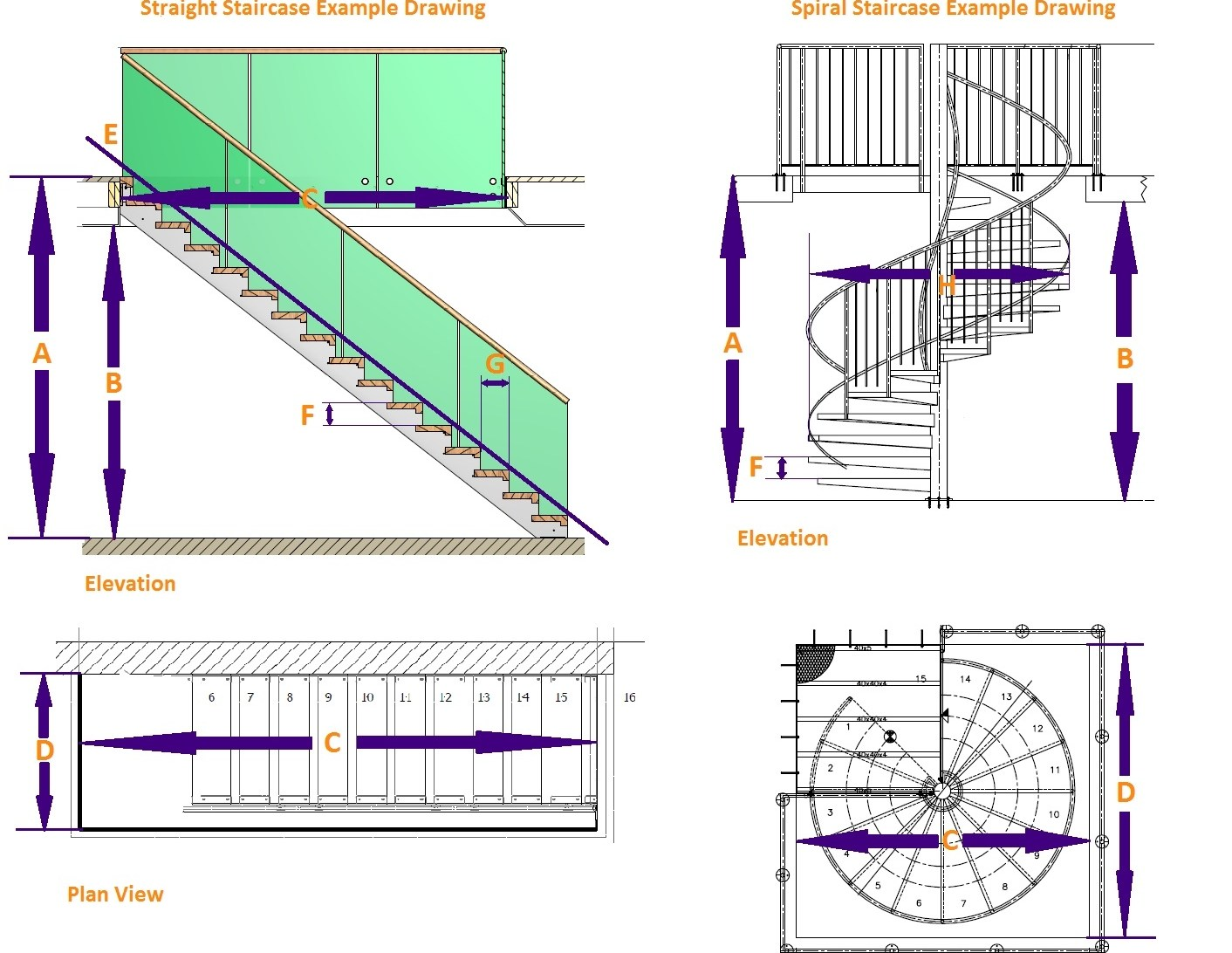 Staircase Information Spiral Staircases   Curved Staircase Design Plans   Building   House   Drawing   Outdoor   Indian Style