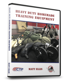 Heavy Duty Homemade Strength Training Equipment with Matt Ellis
