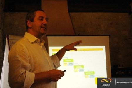 Complexity Management Summer School - Enrico Reboscio