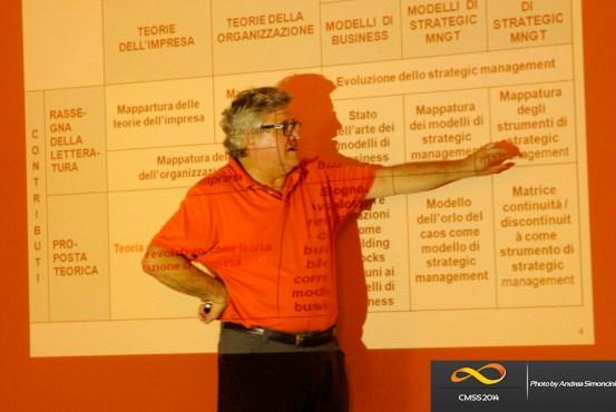 Complexity Management Summer School 2014 - De Toni