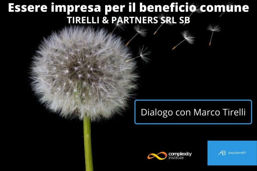 Tirelli & Partners - beneficio comune
