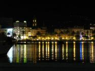 rapallo by night