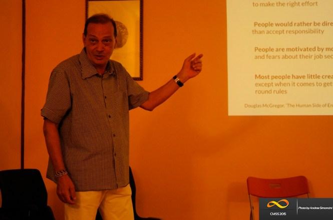 Claudio Bergamini - Complexity Management School