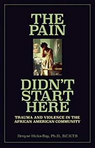 the pain didn't start here-book
