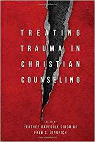 treating trauja in christian counseling-book