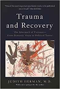 trauma & recovery-book
