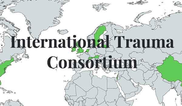 cover, International Trauma Consortium
