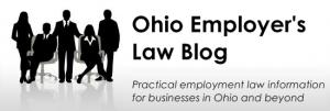 Ohio Employer's Law Blog