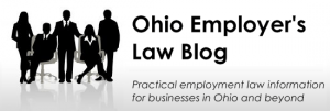 Ohio Employer's Law Blog