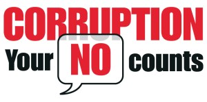 Corruption Your No Counts