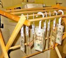 Money Laundering: Hiding ownership and profits in offshore jurisdictions using  myriad mechanisms in Switzeland, money laundering capital of the world, & other islands and nations. Favorite tool of mega-rich arch-criminal banking & corporate investors