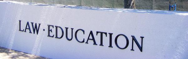 Legal Education Law School