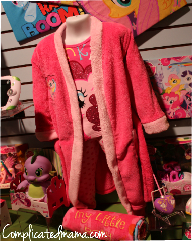 kids bath robe my little pony