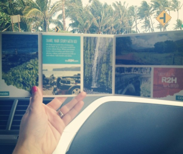 The R2H Road To Hana Guided CD with Kids