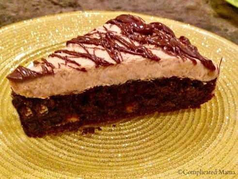 peanutbutter moose chocolate cake