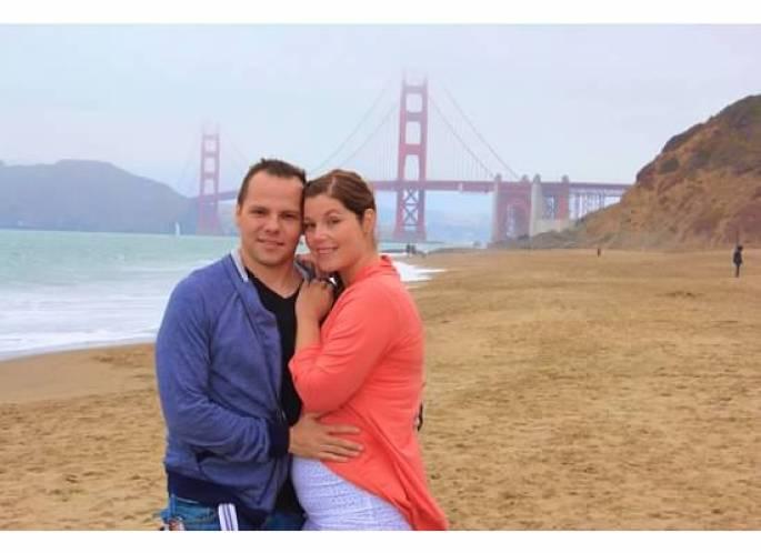 San Francisco Babymoon: Golden Gate Bridge
