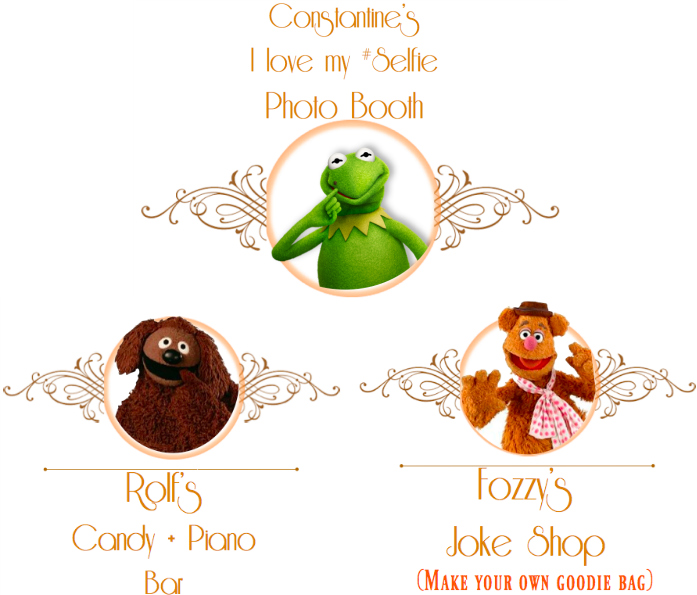 Muppet Birthday Printables FREE