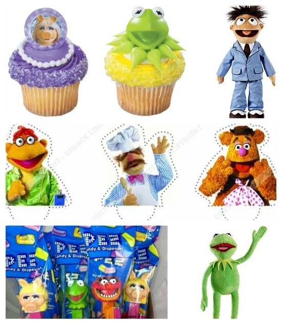 muppet party decor on amazon