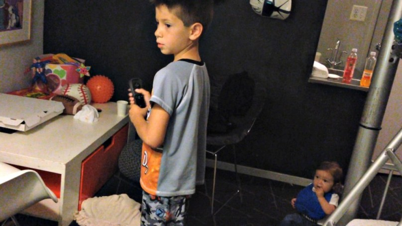 kids suite diva hotel san fransisco wii video game