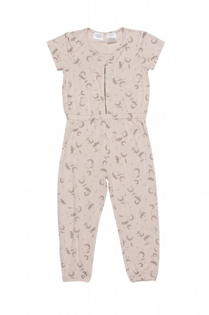 Pink Jumpsuit 3T