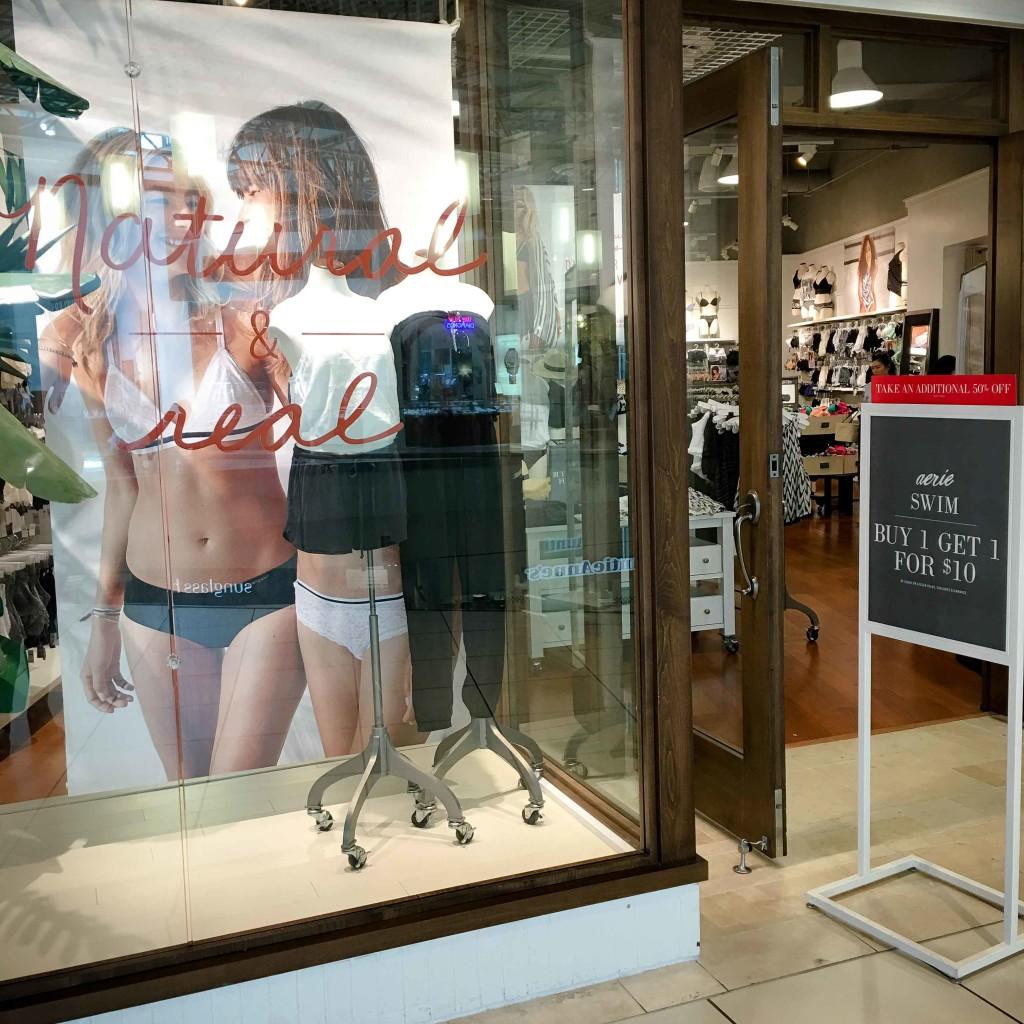 New Jersey Fashion Blogger Corine Ingrassia + Simon Malls