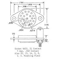 Socket 6403